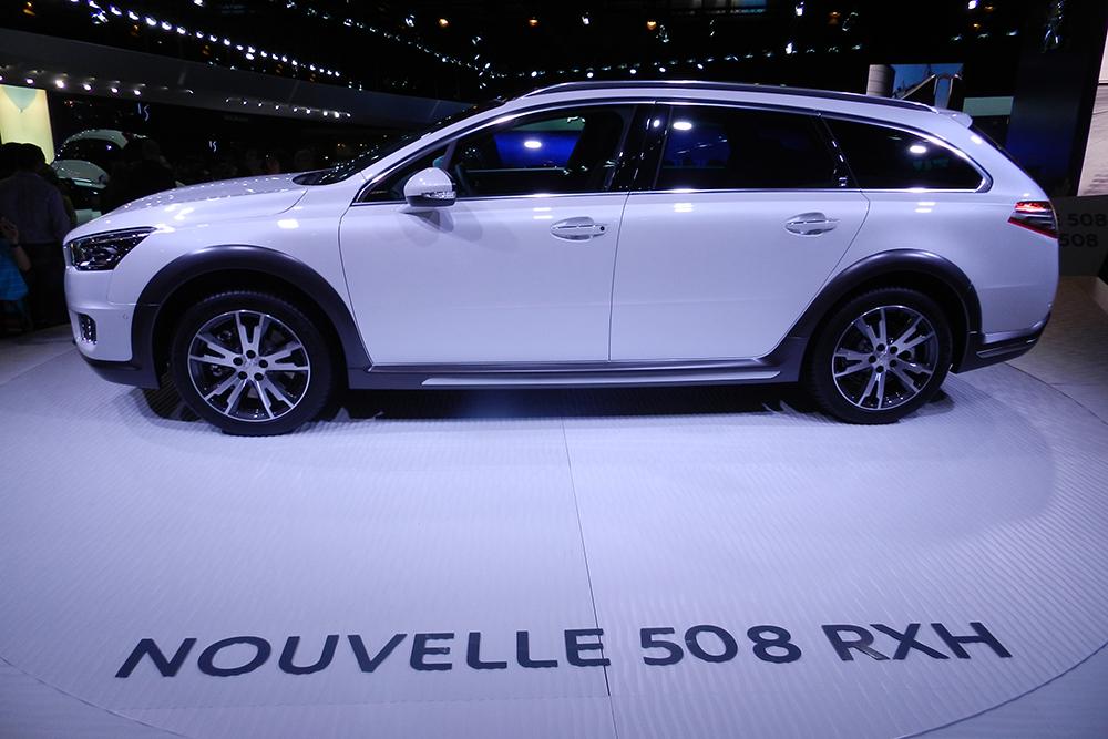 Peugeot 508 rxh Mondial auto Paris 2014 (54)