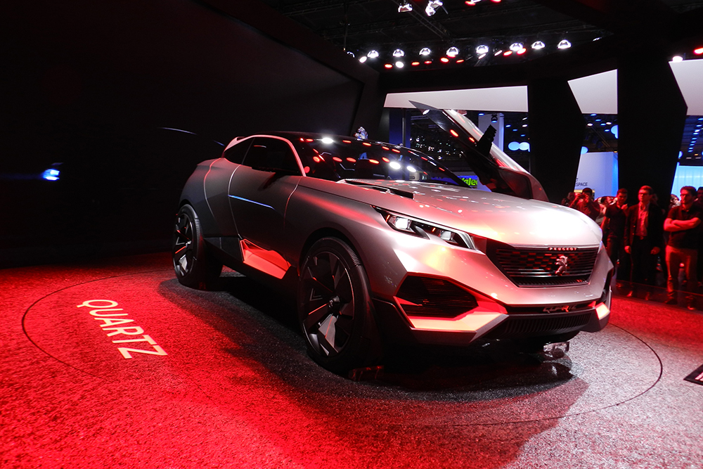 Peugeot Quartz Mondial auto Paris 2014 (14)