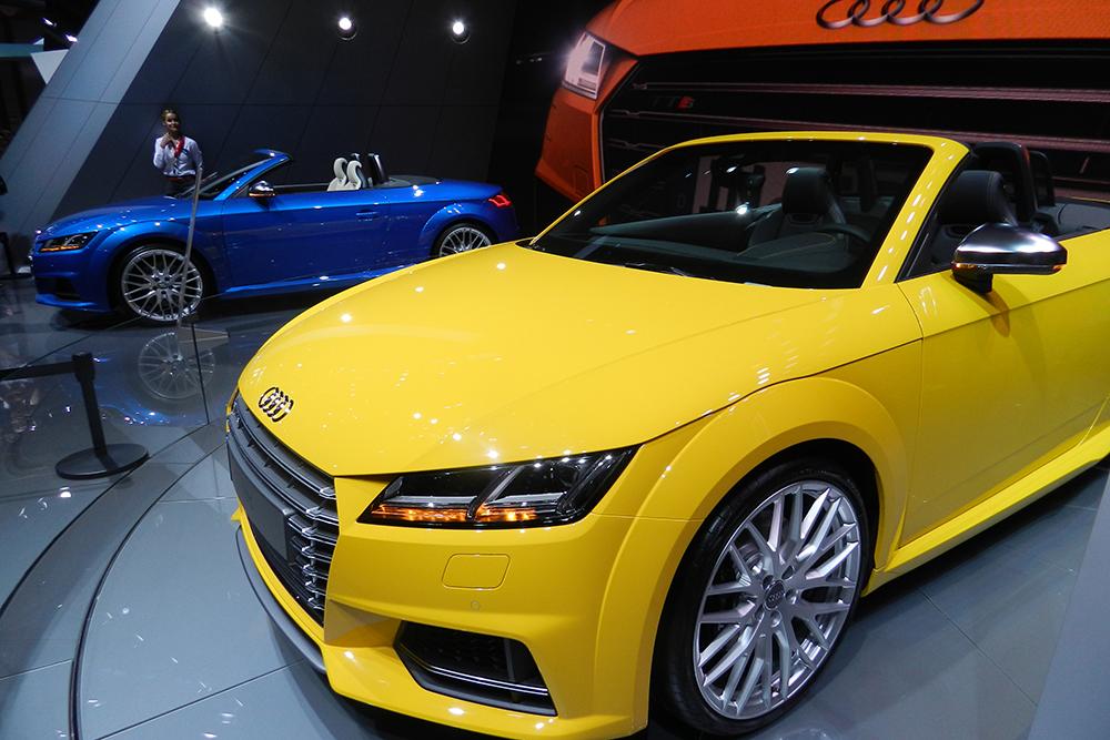 audi tts Mondial auto Paris 2014 (203)