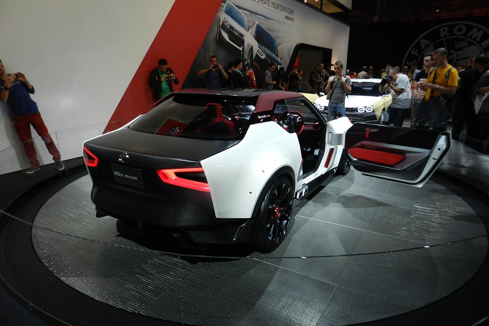 concept IDx Nissan Nismo Mondial auto Paris 2014 (113)