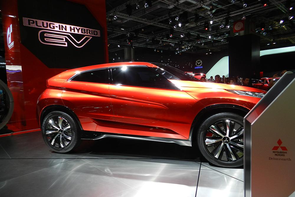 concept Mitsubishi Mondial auto Paris 2014 (141)