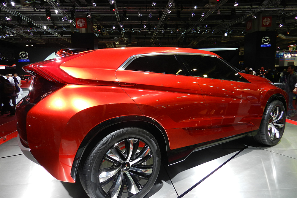 concept Mitsubishi Mondial auto Paris 2014 (142)