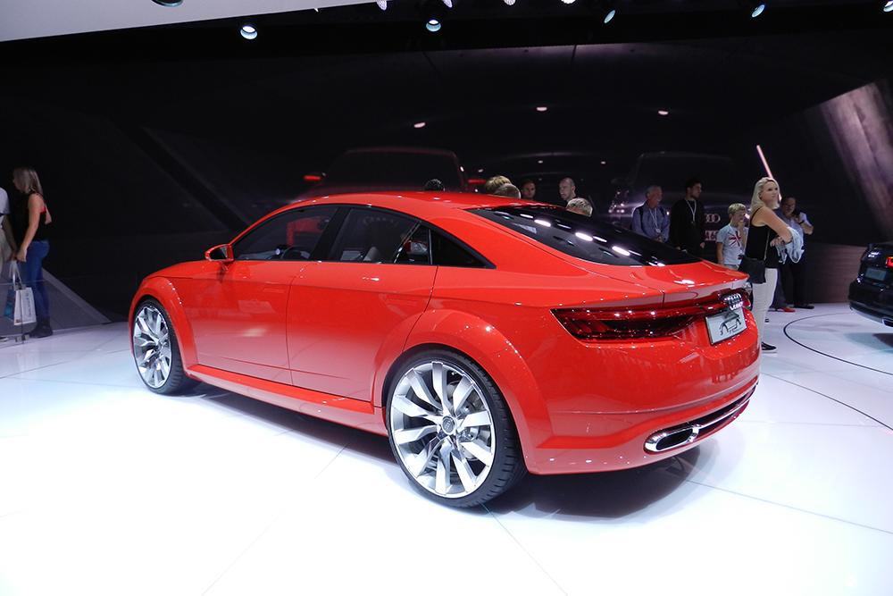 concept audi tt sportback Mondial auto Paris 2014 (192)