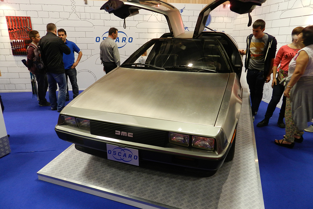 deLorean Mondial auto Paris 2014 (134)