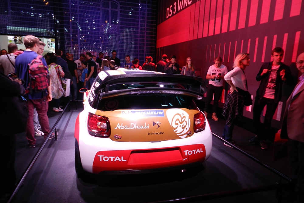 ds3 WRC Mondial auto Paris 2014 (90)