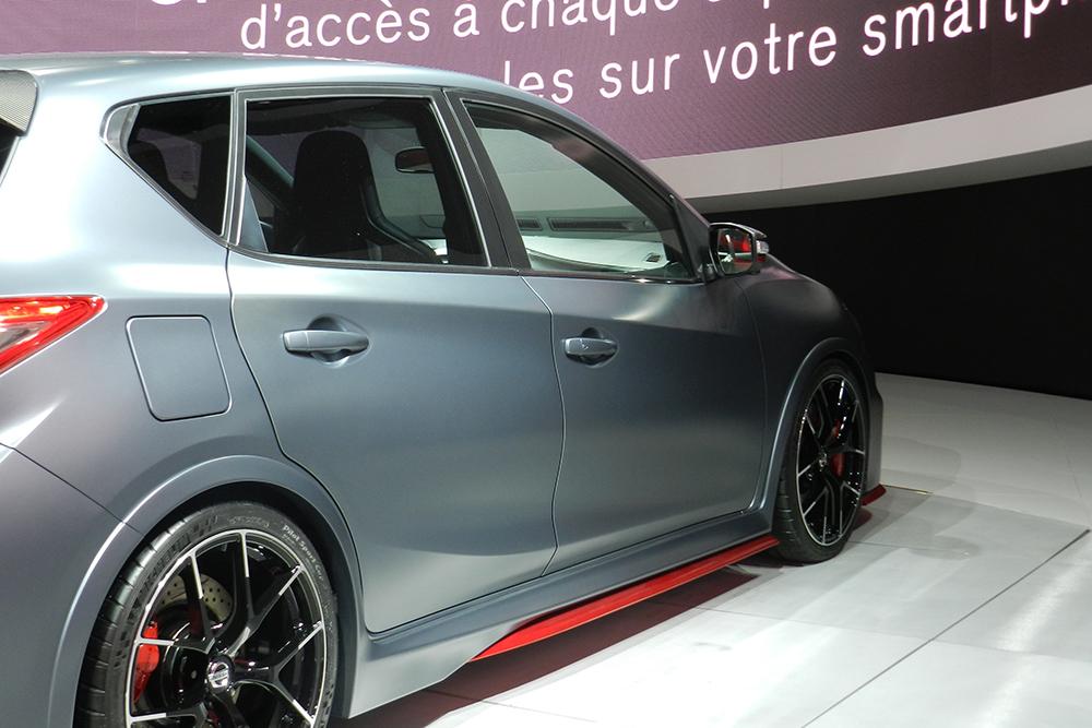 nissan pulsar nismo Mondial auto Paris 2014 (123)