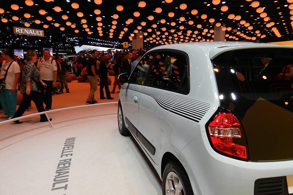 nouvelle twingo Mondial auto Paris 2014 (104)