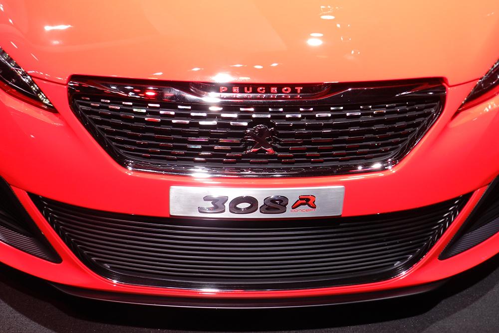 peugeot 308 R Mondial auto Paris 2014 (39)