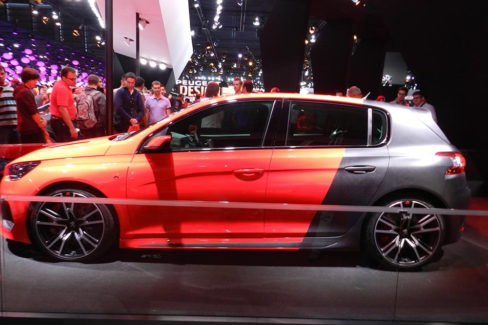 peugeot 308 R Mondial auto Paris 2014 (41)