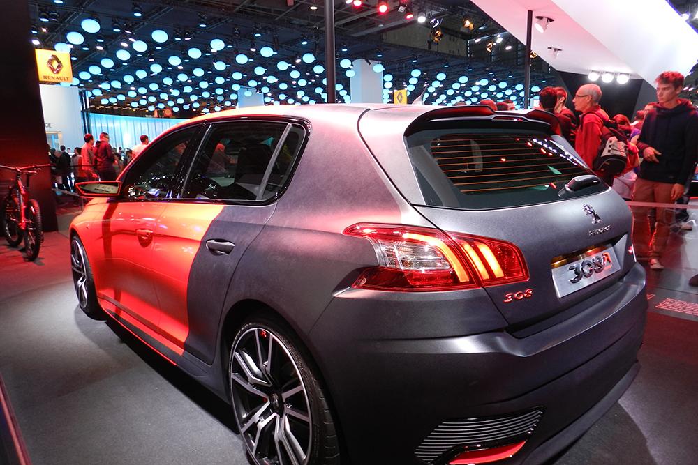 peugeot 308 R Mondial auto Paris 2014 (44)