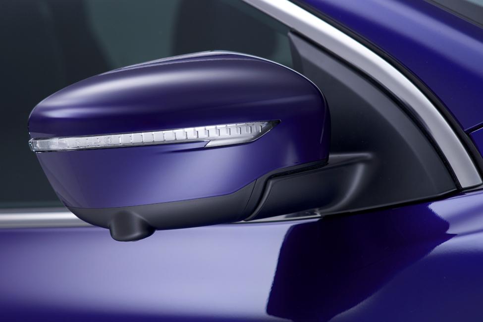 Présentation et photos du nouveau Nissan Qashqai 2014