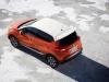 Renault Captur crossover  - exterieur - dessus