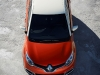 Renault Captur crossover  - exterieur - dessus avant