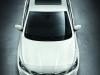nouvelle Peugeot 408 vue dessus