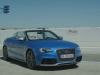 Nouvelle audi RS 5 Cabriolet 2012