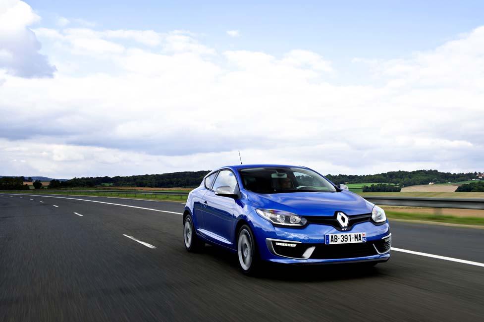 Renault présente la nouvelle Mégane 2014 : photos et infos