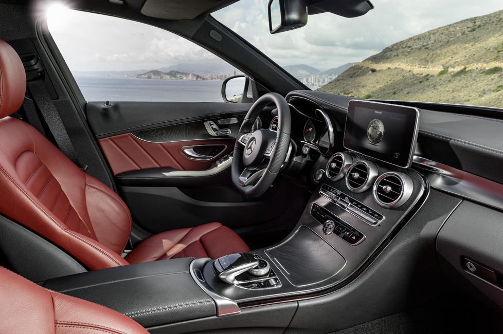 Mercedes classe c 2014 topic officiel page 22 for Interieur nouvelle classe a