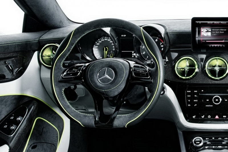 mercedes concept style coup cla csc blog auto. Black Bedroom Furniture Sets. Home Design Ideas