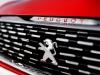 Calandre Peugeot 308 R concept