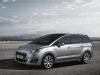 Vue de profil Peugeot 5008