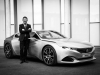 fabrication Peugeot Exalt Concept (3)
