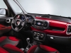Photos de la nouvelle Fiat 500 L tableau de bord