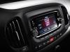 Photos de la nouvelle Fiat 500 L écran tactile