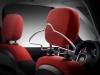 Photos de la nouvelle Fiat 500 L appuie tête