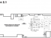 Plan pavillon 2.1 Mondial Paris
