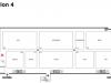 Plan pavillon 4 Mondial Paris