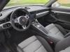 Intérieur de la Porsche 911 50th anniversary Edition 2013