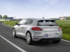 vue arriere nouveau volkswagen Scirocco 2014