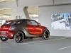 Smart forstars mondial Auto Paris 2012
