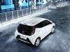 Aygo Toyota blanche