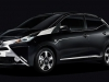 Toyota Aygo version noire
