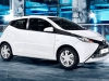 Toyota Aygo white