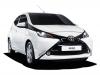 nouvelle Toyota Aygo white