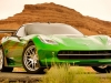 Corvette C7 Stingray dans Transformer 4