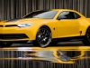 "Concept Chevrolet Camaro 2014 \""Bumblebee\"" dans Transformers 4"