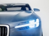Phare Volvo C Coupé Concept