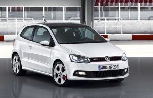 Photo de la nouvelle Polo GTI de Volkswagen