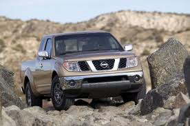 Photo du pick up Nissan Frontier