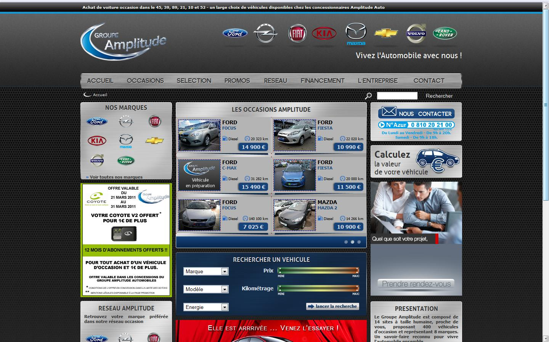 site internet amplitude auto achat vente voiture occasion