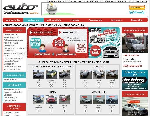 achat voiture neuve occasion sur internet etude yahoo