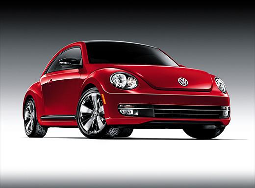 nouvelle volkswagen beetle 2011
