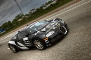 Bugatti Veyron Gumball 3000