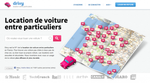 infographie sur site de location de voiture. Black Bedroom Furniture Sets. Home Design Ideas