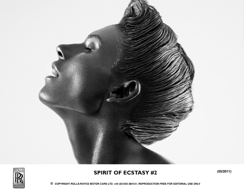 photo Rankin spirit of ecstasy centenaire