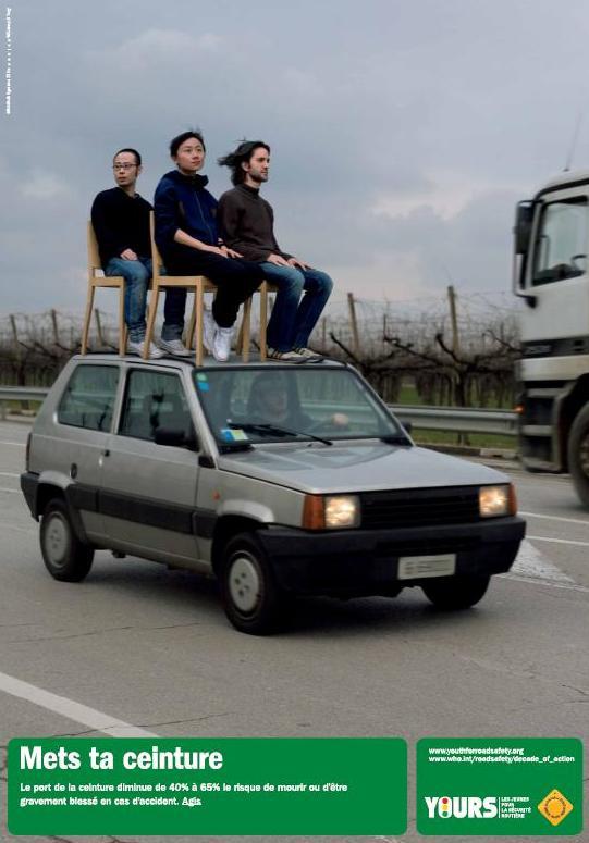ceinture voiture sécurité
