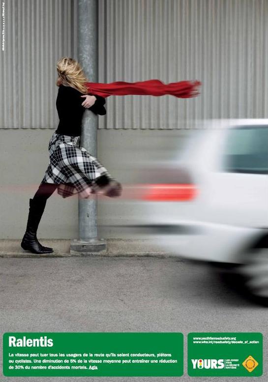 respecter limite vitesse voiture